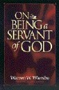 On Being a Servant of God (last three copies)