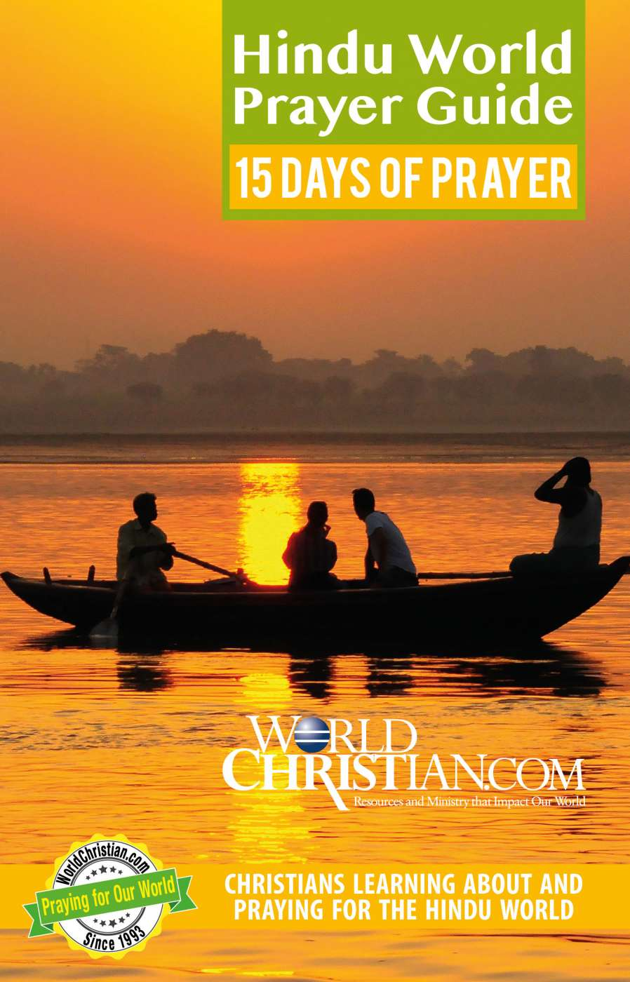15 Days Hindu World Prayer Guide